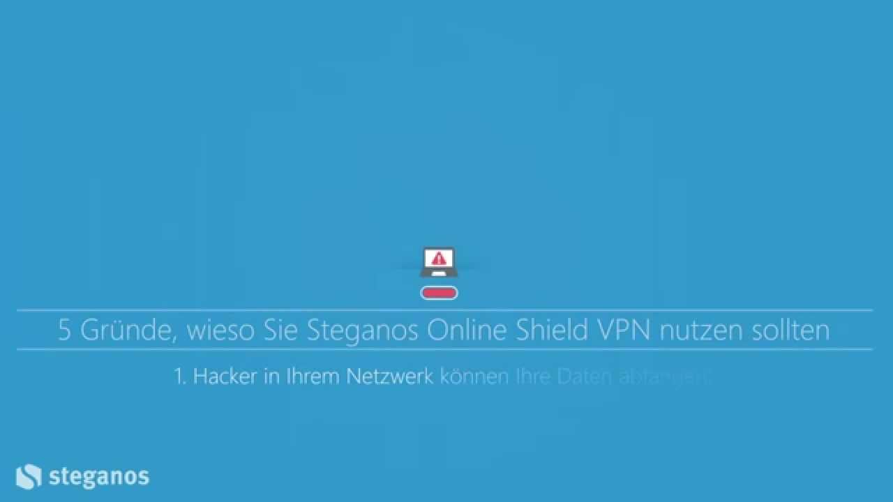 Steganos Online Shield VPN - Rapport de test et expériences 1