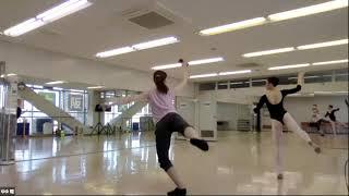 【アーカイブ】11/15バレエ課題のサムネイル