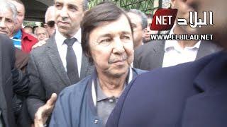 كبار المسؤولين في الدولة وشخصيات سياسية ووطنية حاضرة في جنازة الفريق أحمد بوسطيلة