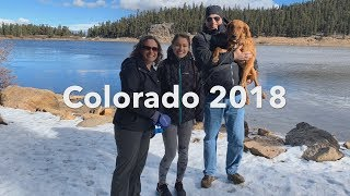 Colorado 2018 with the RV10