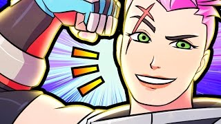 Overwatch | 25 Fast Facts About Zarya