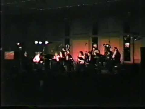 Sedalia Stomp (Galen WIlkes) - Palm Leaf Ragtime Orchestra