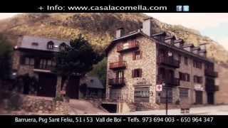 Video del alojamiento Cal Corneta