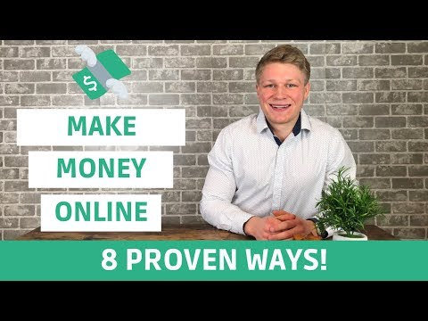 8 Proven Ways to Make Money Online in 2019 (As a Teen!)