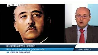 Benoît Pellistrandi : Le labyrinthe catalan