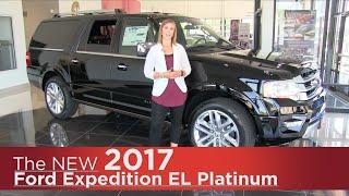 New 2017 Ford Expedition EL Platinum - Elk River, Coon Rapids, Minneapolis, St Paul, St Cloud, MN