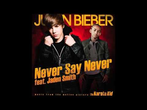 Justin Bieber - Never Say Never (Instrumental)
