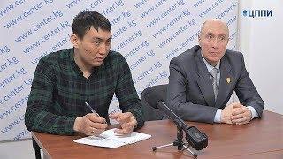 В Кыргызстане обсудили систему профессиональной подготовки кадров для органов внутренних дел