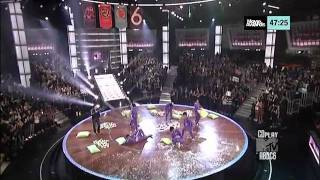 "Quest Crew - LMFAO ""Party Rock Anthem"" ABDC 6 (The Finale) HD"