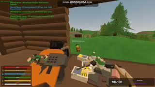 Unturned Raid/w Turgay Baş Çıktı