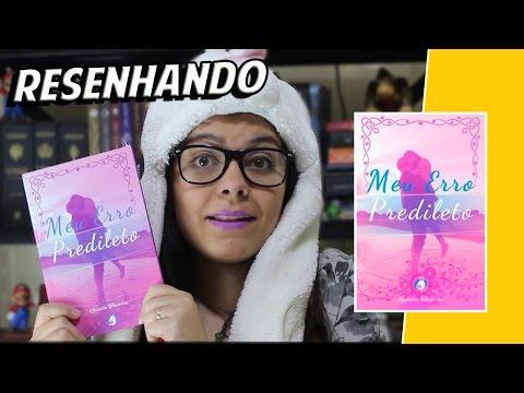 Resenhando   Meu Erro Predileto - Giselle Tavares   Editora Pendragon