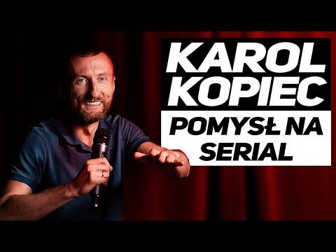 Karol Kopiec - pomysł na serial