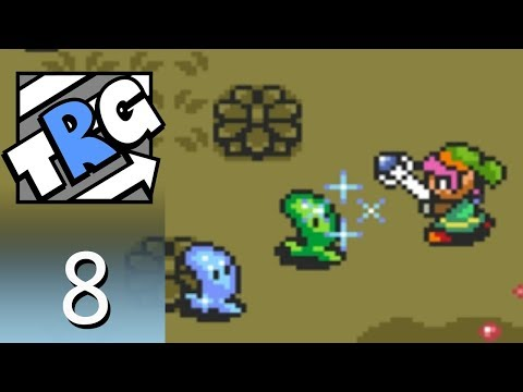 The Legend of Zelda: A Link to the Past – Episode 8: The Rod and Mushroom (видео)