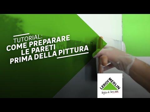 Come preparare le pareti per la tinteggiatura - Leroy Merlin