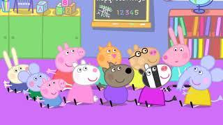 Свинка Пеппа на русском все серии подряд | Радуга | Мультики