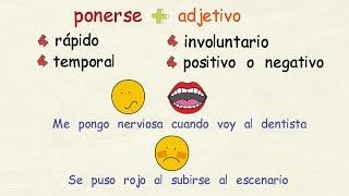 Aprender español: Verbos de cambio (nivel avanzado)