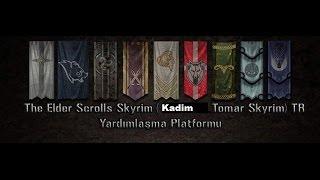 Skyrim Hamachili Co op [Türkçe] [Şimdilik eski sürüm]