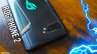Asus ROG Phone II Gaming Review - THE BEAST