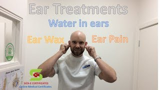 Ear Treatments