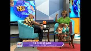 Talk Central: Kalekye Mumo One On One With Prezzo