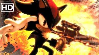 Shadow the Hedgehog All Cutscenes (Full Game Movie) HD