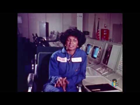Nichelle Nichols' 1977 NASA Recruitment Film for Space Shuttle Astronauts