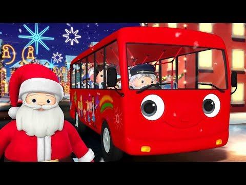 Canciones Infantiles de Navidad | Dibujos Animados | Little Baby Bum en Español