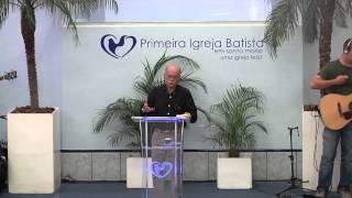 preview picture of video 'Culto - PIB Santa Maria 14/12/2014'