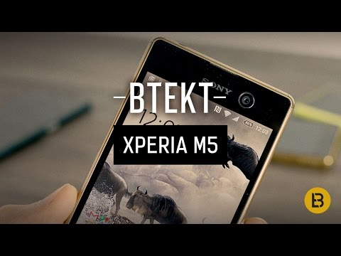Sony Xperia M5 24hr review