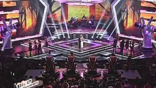 The Voice of the Philippines: Patti Austin & Lea Salonga   Live Performance