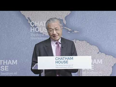"""The Future of Democracy in Asia"" - Chatham House"