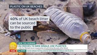 Rubbish story for Good Morning Britain