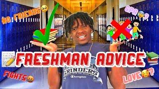 Dear Freshman‼️ 100% TRUE FRESHMAN ADVICE AND TIPS | HOW TO SURVIVE HIGHSCHOOL | Back To School 2019