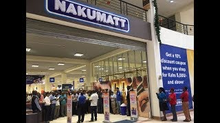 Nakumatt Supermarket's Lifestyle branch gets evicted from City Centre building: News Desk