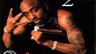 2Pac - Heartz of Men [All Eyez On Me]