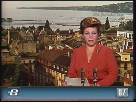 Советско-американские консультации в Женеве 10.08.1987