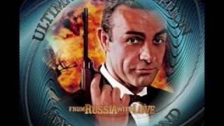 FROM RUSSIA WITH LOVE (MATT MONRO) - JAMES BOND 007 .