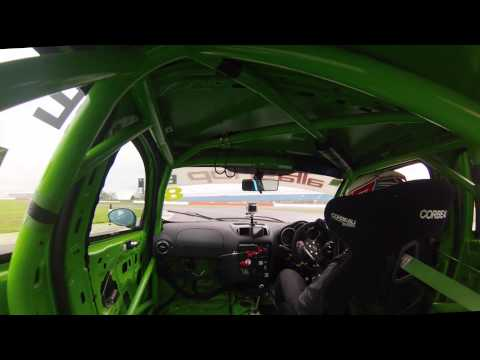 Silverstone National 2014 – Race 1 – Jon Billingsley