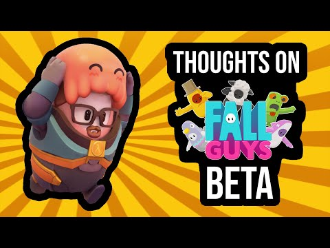 Fall Guys Beta | Early Impressions On The Wackiest Battle Royale Yet! (Fall Guys: Ultimate Knockout)