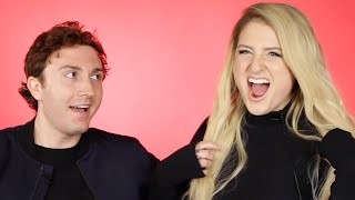 Meghan Trainor And Daryl Sabara Take The Relationship Test