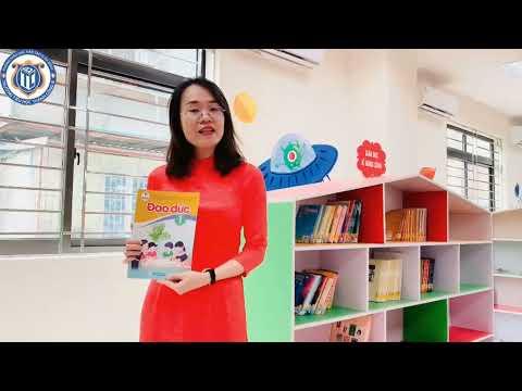 Chào đón các con học sinh lớp Một năm học 2021-2022