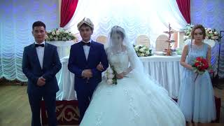 Свадьба Акжигит и Гулиза Часть 2
