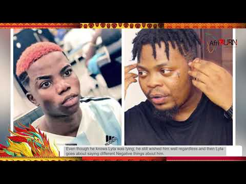 THE TRUTH ON HOW OLAMIDE SENT LYTA AWAY FROM YBNL AND UNFOLLOWED HIM ON INSTAGRAM