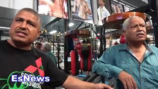 The Big G Mikey KO Manny Pacquiao EsNews Boxing