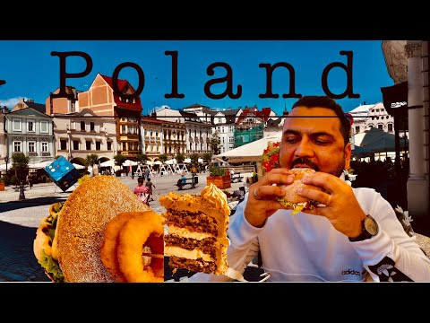 Poland and Czech Republic,s Border [urdu Hindi vlog] how to travel poland from Czech Republic