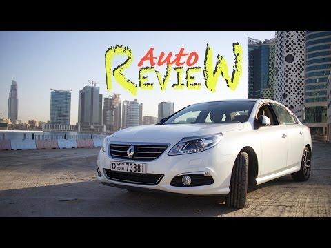 2014 Renault Safrane 3.5LE - AutoReview - Dubai (Episode 7) - [ENG]