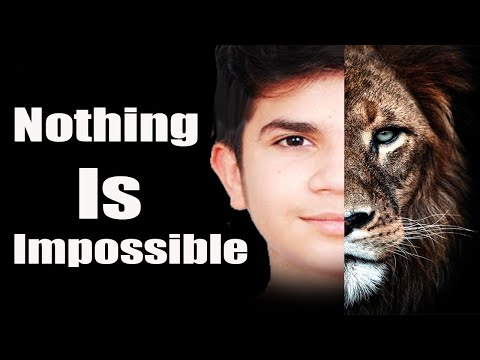 Nothing Is Impossible by Hammad Safi