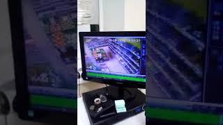 """Привидение фантом в магазине """"Покупочка"""""""