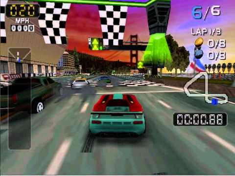 San Francisco Rush Nintendo 64