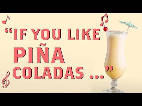 A Brief History of Piña Colada